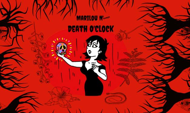 Death o'Clock…La sortie numérique de mon premier single rock..