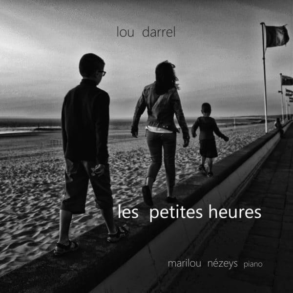 Lou Darrel - Les Petites Heures - Pochette