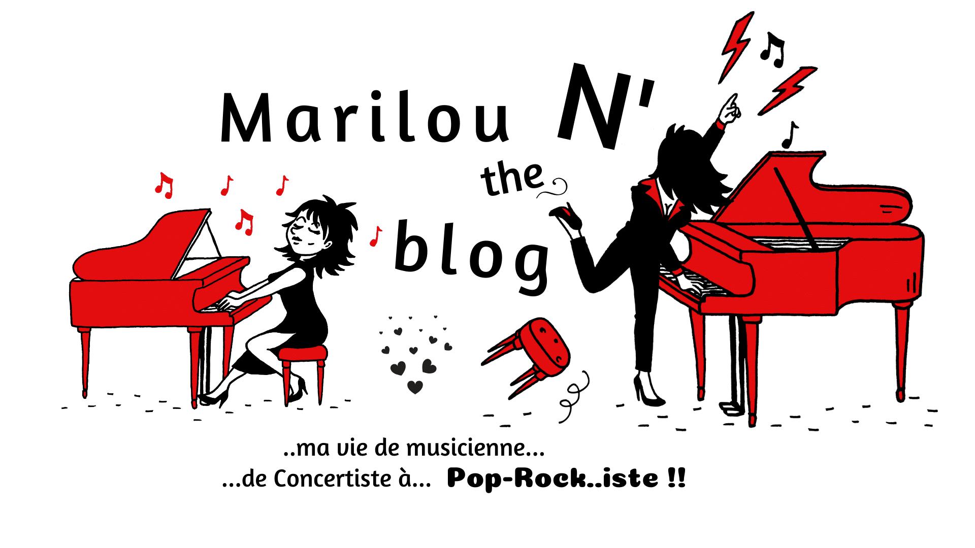 Marilou N Piano N Stuff